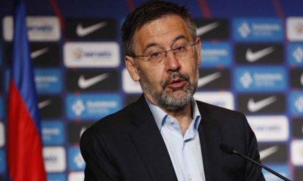 ¿De qué acusan al presidente del Barcelona, Josep María Bartomeu?