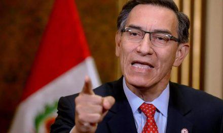 ¿De qué acusan al presidente de Perú Martín Vizcarra?