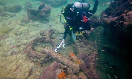 El barco que transportó esclavos mayas desde México a Cuba