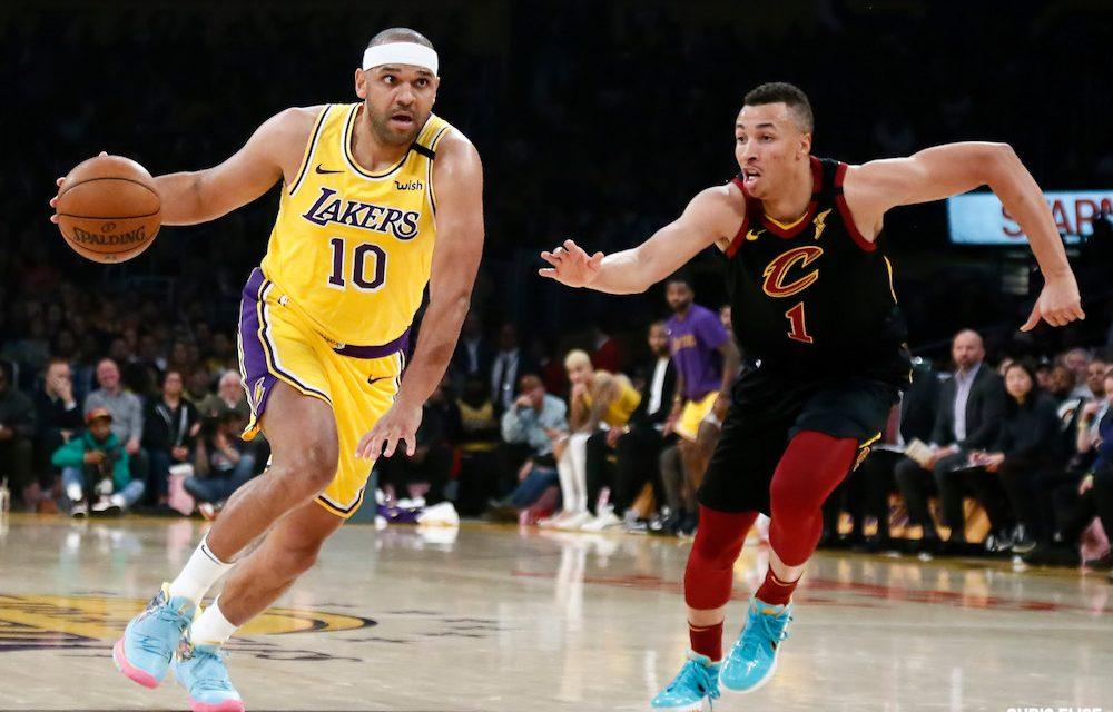 Los Lakers de Los Ángeles sueñan con otro título de NBA