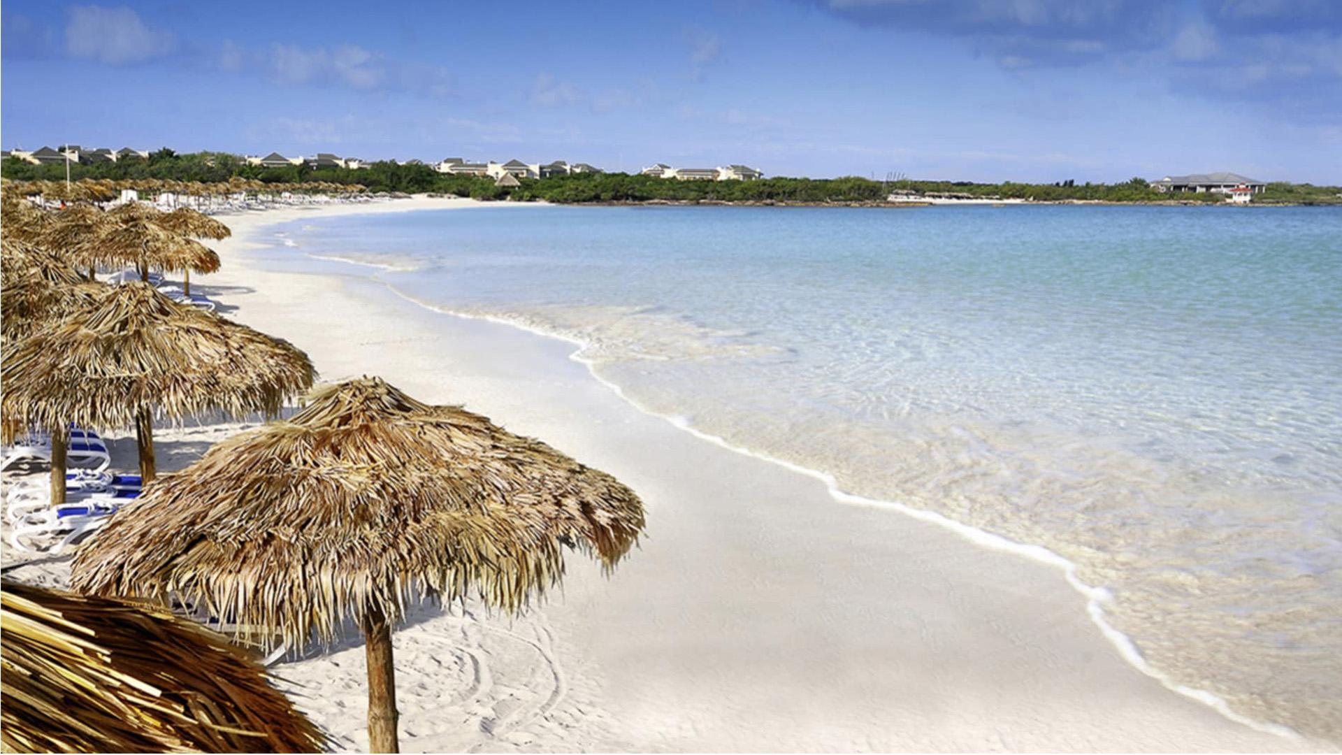 Cuba ofrece playas de encanto