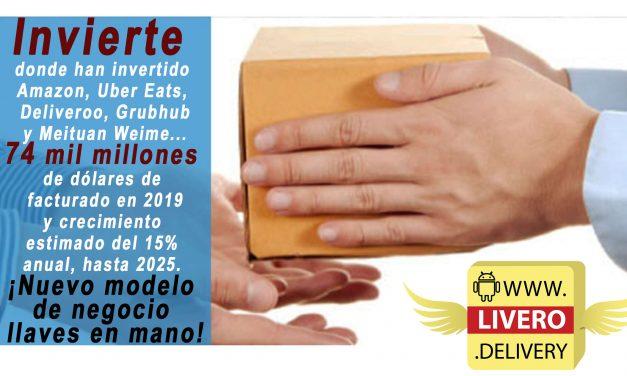 Livero ofrece afiliaciones en ciudades de Latinoamérica