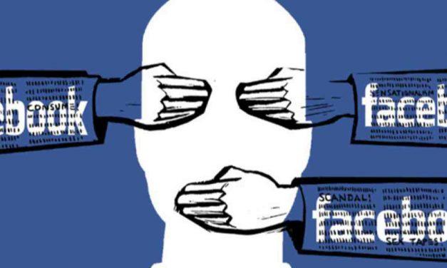 Facebook censura Bitcoin, en post y anuncios, sublevando protestas