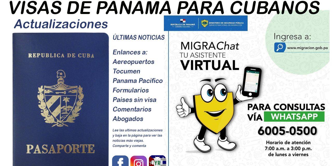 Panamá cancela visas de turismo para los cubanos que van de compras