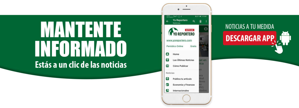 Noticias de Estados Unidos Síguenos, descarga nuAPP de Yo Reportero: mantente informado