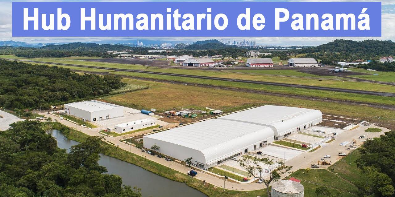 El Hub Humanitario de Panamá ha ayudado a 32 países de la región