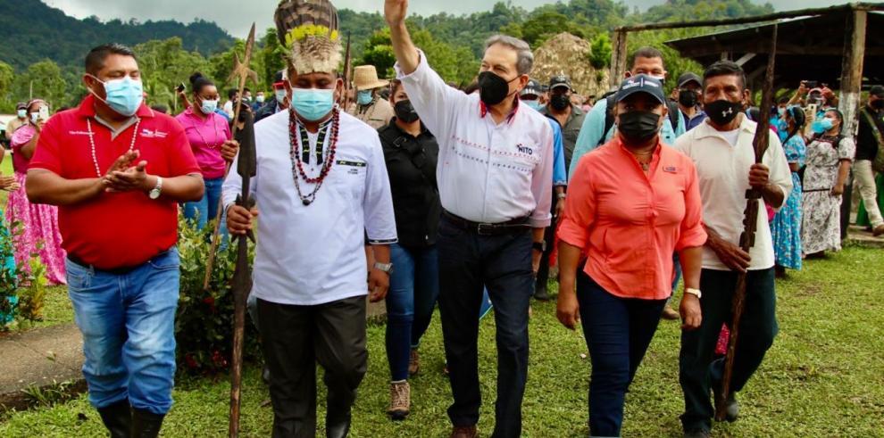 Reino indígena Naso Tjër Di es reconocido como la sexta comarca de Panamá