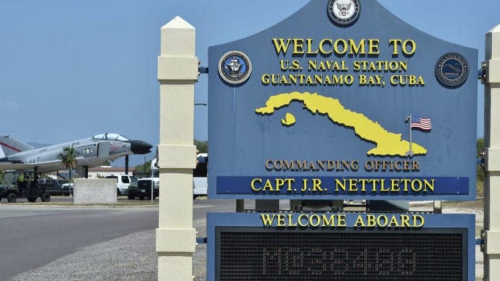 ¿Cómo Estados Unidos ocupò una bahía en el Mar Caribe?