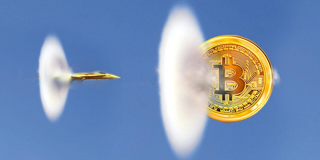 El Bitcoin pasó la barrera de los USD 50 mil y vuela