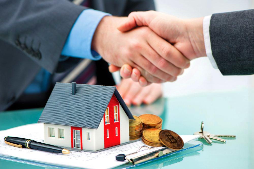 ¿Quién compra casas con Bitcoin