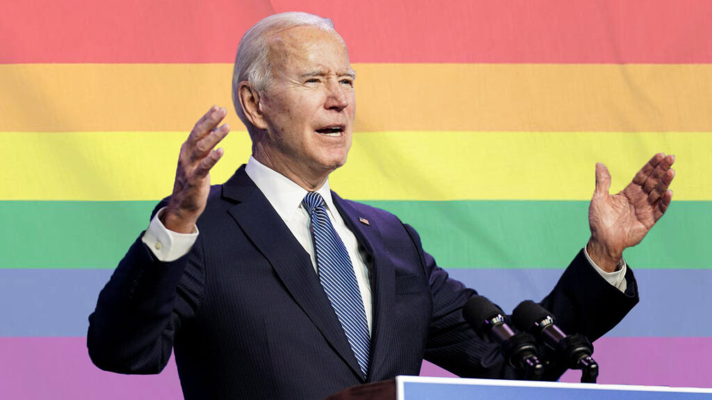 Joe Biden, un presidente gay friendly