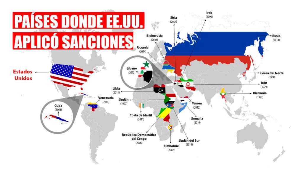 ¿Funcionan las sanciones económicas?
