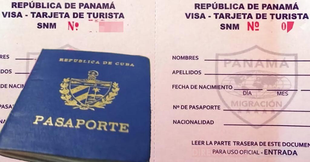 Cubanos tendrán que pedir visa para Panamá ante eliminación de tarjeta de turismo