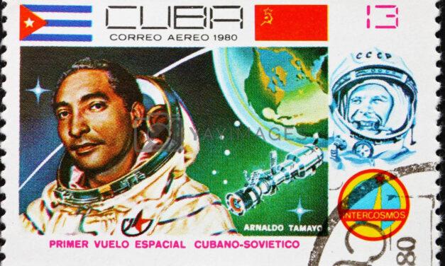 ¿Quién es Arnaldo Tamayo, el primer cosmonauta latinoamericano?
