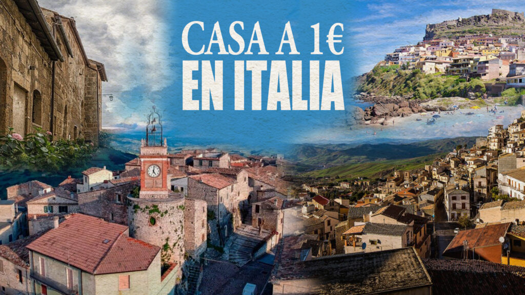 La venta de casas a 1 euro frena despoblación en localidad de la Toscana