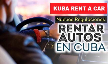 Cómo moverse en Cuba con un auto de alquiler. ¡Alquila ya!
