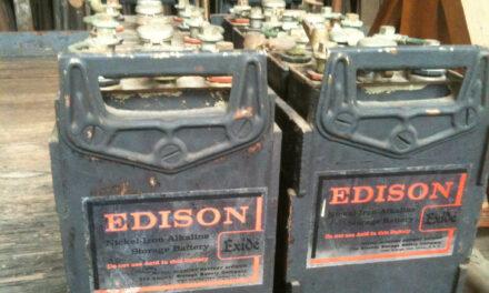 La batería de níquel-hierro, un diamante en bruto para la energia