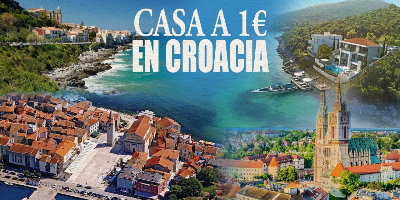 Venta de casas a 1 euro en Croacia y Eslovenia impulsando a los pueblos