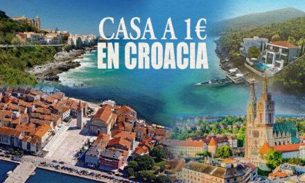 Venta de casas a 1 euro en Croacia para repoblar a los pueblos
