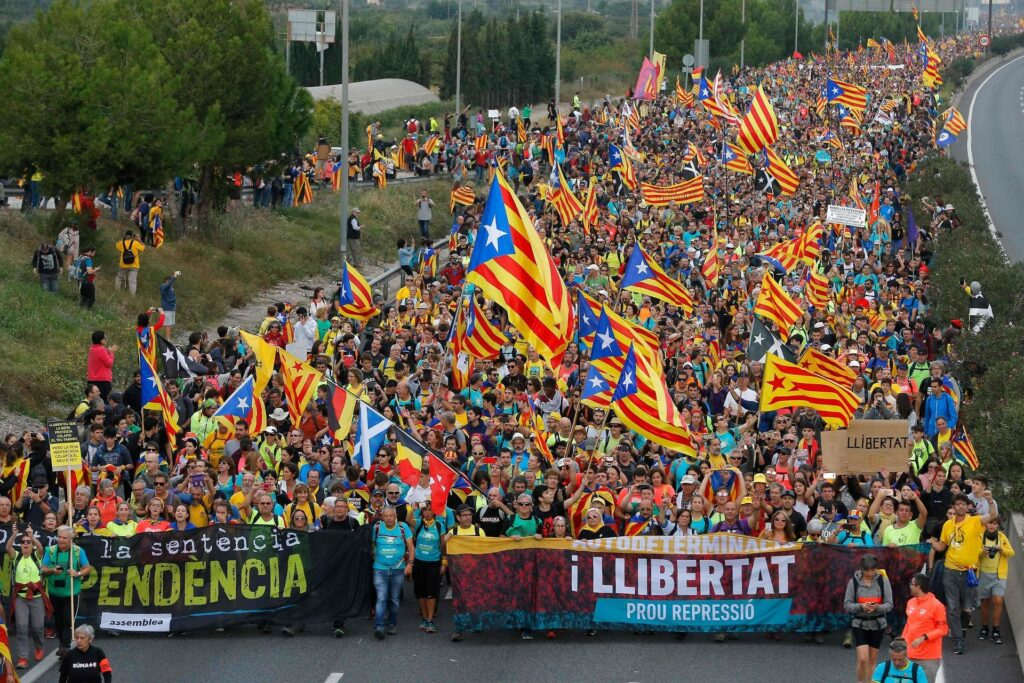 El Tribunal Supremo de España rechaza indultar a líderes independentistas condenados