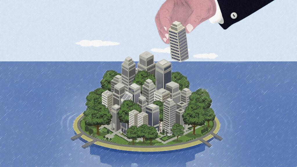 Cómo serán las ciudades del futuro, según Elon Musk y Tim Cook