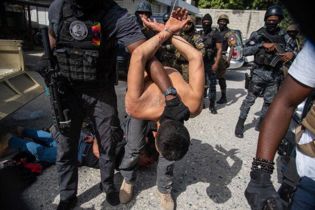 El asesinato de Moïse reabre el debate sobre los mercenarios entrenados en Colombia