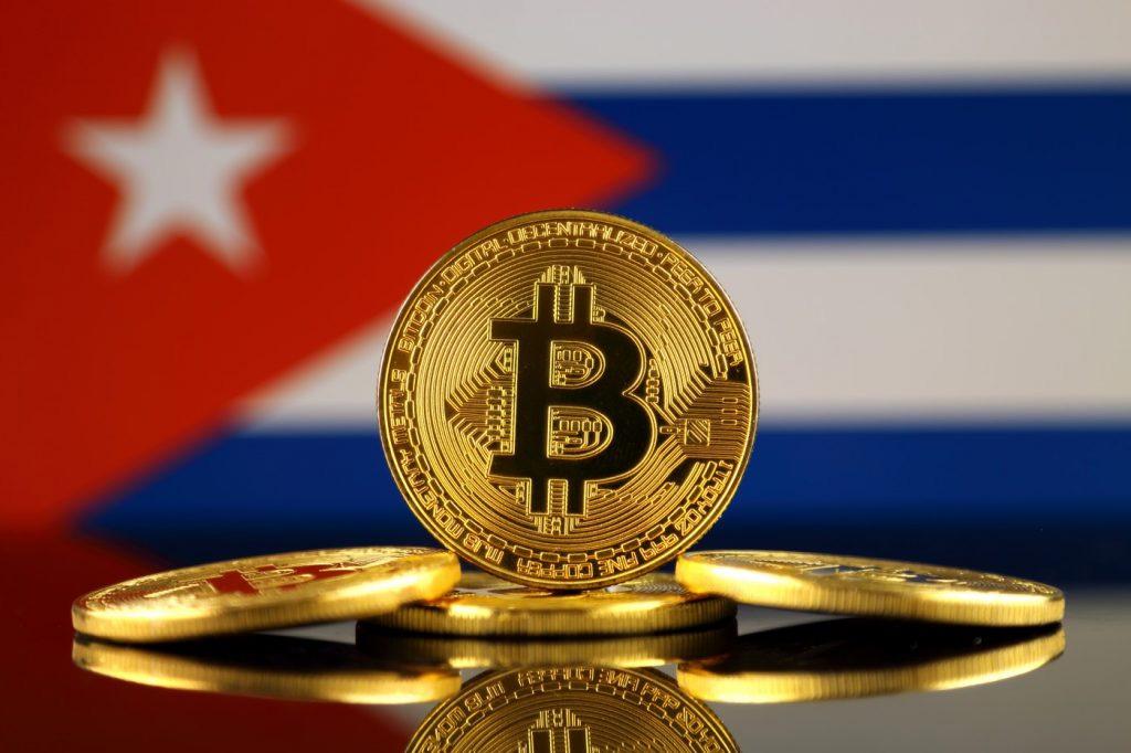 Cuba regulará las criptomonedas
