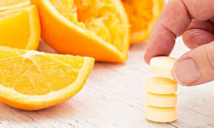 Vitamina C, el mejor remedio para el sistema inmunitario