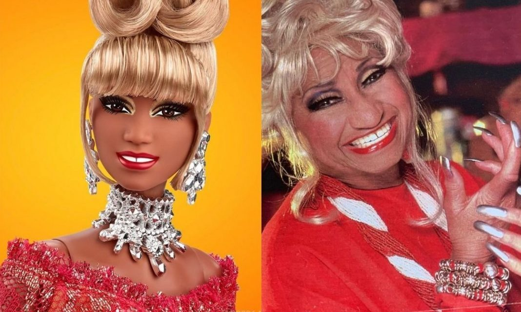 Celia Cruz, la Reina de la Salsa, ahora es una muñeca Barbie