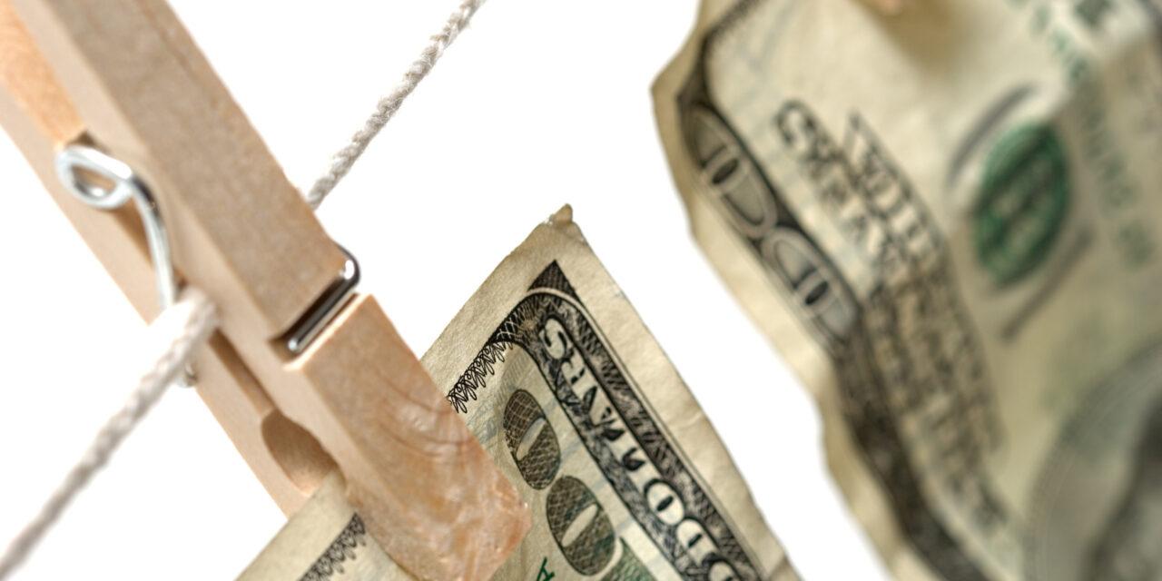 No hay lavado de dinero en Panamá