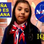 Adhara Pérez la genio mexicana de 10 años estudia dos carreras